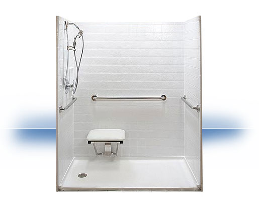Grass Valley Tub to Walk in Shower Conversion by Independent Home Products, LLC